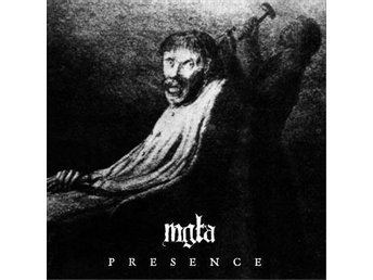 Mgla: Presence / Power & Will (Vinyl LP) FRAKTFRITT