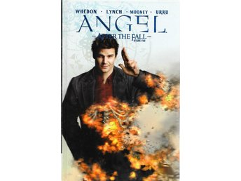 ANGEL :AFTER THE FALL VOL 4  - JOSH WHEDON (INBUNDEN)