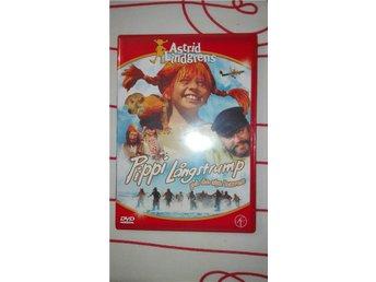 Astrid Lindgren - Pippi Långstrump på de sju haven - dvd - Borlänge - Astrid Lindgren - Pippi Långstrump på de sju haven - dvd - Borlänge