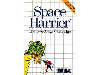 Space Harrier - Master System
