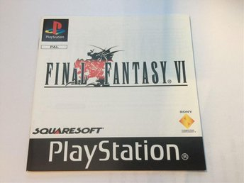 Final Fantasy VI (6) , PAL