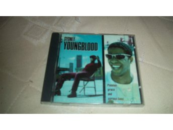 Sydney Youngblood - Passion, grace and serious bass. CD i fint skick!