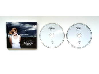 Anna Ternheim - Separation Road (2CD Limited Edition Digipak). Fint skick! Svår.