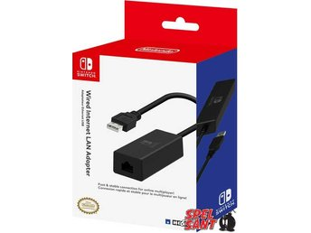 HORI Nintendo Switch LAN Adapter