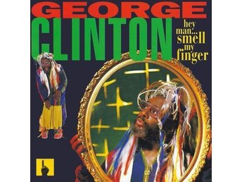 George Clinton-Hey Man.. Smell My Finger (1993) CD, Paisley Park, Prince, P-Funk
