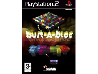 Bust A Block - Playstation 2 PS2