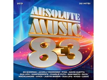 Absolute Music vol 83 (2 CD)