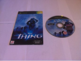 Xbox: The Thing