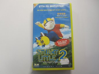 Stuart little 2 - VHS