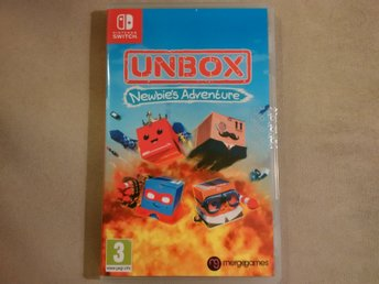Unbox: Newbies Adventure - Switch