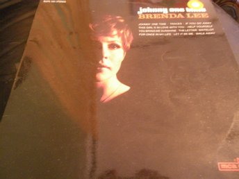 brenda lee johnny one time lp