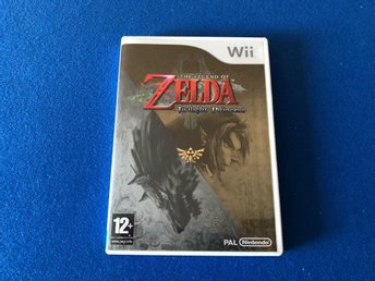 Zelda Twilight Princess till Nintendo Wii