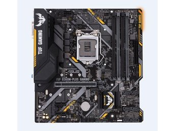 MK ASUS TUF B360M-PLUS GAMING