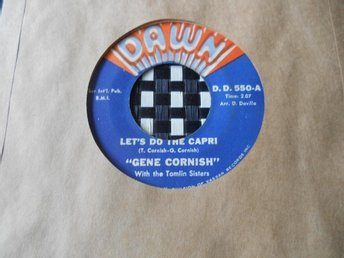 45 - TEEN - GENE CORNISH -LYSSNA
