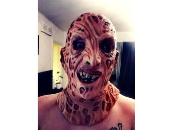 Freddy Krueger mask (nightmare on Elm Street) nlp inc.