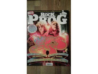 Classic rock Prog #18. Yes. David Gilmour. Opeth m.m