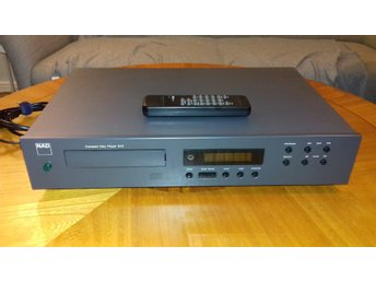 NAD Compact Disc Player 512