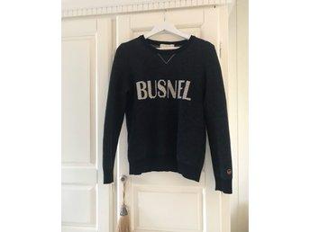 Busnel tröja Marignac Sweater merinoull
