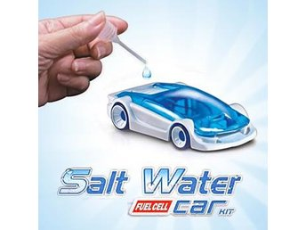 NY! DIY Kits OWI Green Energy Toys Salt Water Fuel Cell Car