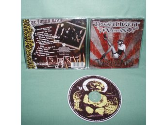 TRASHLIGHT VISION - Alibis and ammunition , CD 2006 ,