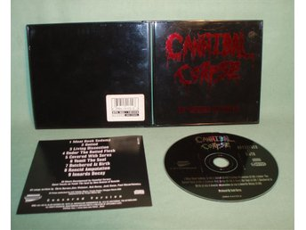 CANNIBAL CORPSE - Butchered at birth , CD black box 1994 , ,