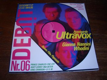 V/A - Debut Nr. 06, Tyskland 1984, Ultravox The Smiths