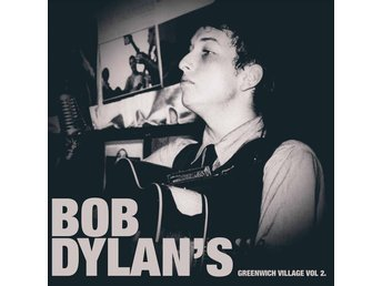 Various - Bob Dylan´s Greenwich Village Vol. 2 - 2xLP (RSD16)
