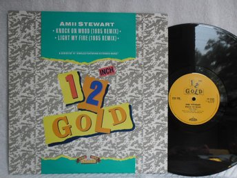 AMII STEWART - KNOCK ON WOOD - OLD GOLD OG 4120