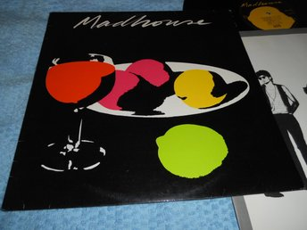 Madhouse - Madhouse (LP) EX/VG+