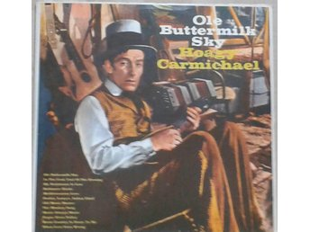 Hoagy Carmichael  titel*  Ole Buttermilk Sky* Jazz, Easy Listening US LP