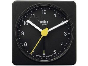 Braun BNC 002 reseväckarklocka svart - Höganäs - Braun BNC 002 reseväckarklocka svart - Höganäs