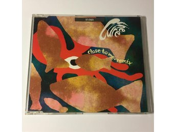The Cure - Close To Me · Remix / Slim Case / 1990 / UK / MINT!