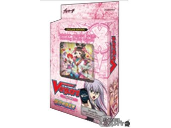 Vanguard Trial Deck Maiden Princess of the Cherry Blossoms
