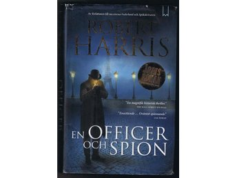 Robert Harris: En officer och spion - 1:a upplagan!