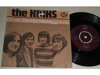 Kinks 45/PS Lola 1970 - Farsta - Kinks 45/PS Lola 1970 - Farsta