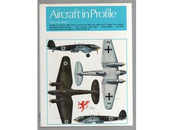 Aircraft in profile, volume 1 - Part 2