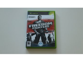 Freedom Fighters OG XBOX