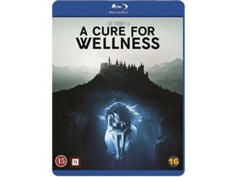 A CURE FOR WELLNES - NY & INPLASTAD BLU-RAY!