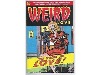 Weird Love # 18 NM Ny Import