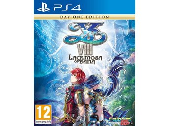Ys VIII (8) Lacrimosa of Dana Day One Edition - Norrtälje - Produkten innehållerYs VIII (8) Lacrimosa of Dana Day One Edition innehåller: 32-Sidors Artbook Select Soundtrack Ys returns with a brand new adventure for the first time in 8 years! Adol awakens shipwrecked and stranded on a cursed island. - Norrtälje