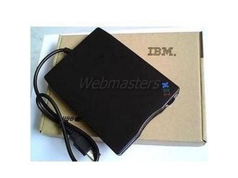 USB Diskettstation IBM Extern USB Floppy