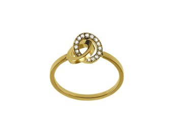 Edblad Tomorrow Ring Guld (Gold) strl XS 16,0mm (artnr 11730081-XS)