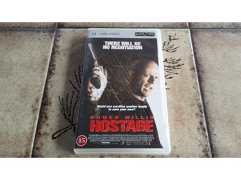 Hostage UMD Film Sony PSP