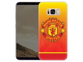 Samsung Galaxy S8 Plus Skal Manchester United