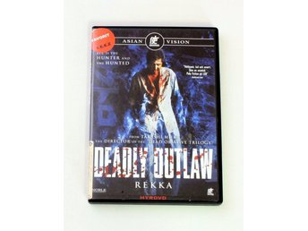 Deadly Outlaw - Rekka - DVD 2002 - japan - Takashi Miike