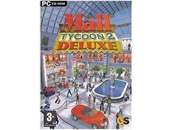 Mall Tycoon 2 Deluxe - PC spel