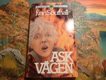 IVAN SOUTHALL, ASK VÄGEN, 1990,  POCKET, BOK