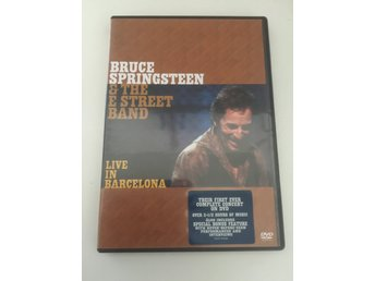 Bruce Springsteen & The E Street Band Live in Barcelona