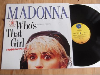 Madonna- Who's That Girl