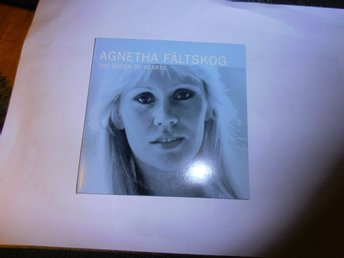 Agnetha Fältskog - The Queen Of Hearts (Abba) (Cd-singel)